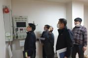 광주 서부소방서, 총선 투·개표소 90곳 소방안전 점검