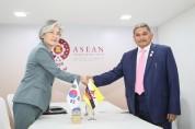 아세안 관련 외교장관 회의(8.1-3, 방콕) 계기 한-브루나이 외교장관회담 개최 결과