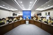 도, 태풍 '하이선' 대비 재난안전대책본부 가동…추가피해 최소화