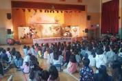 동구, 어린이 식생활개선 교육 뮤지컬 공연 개최